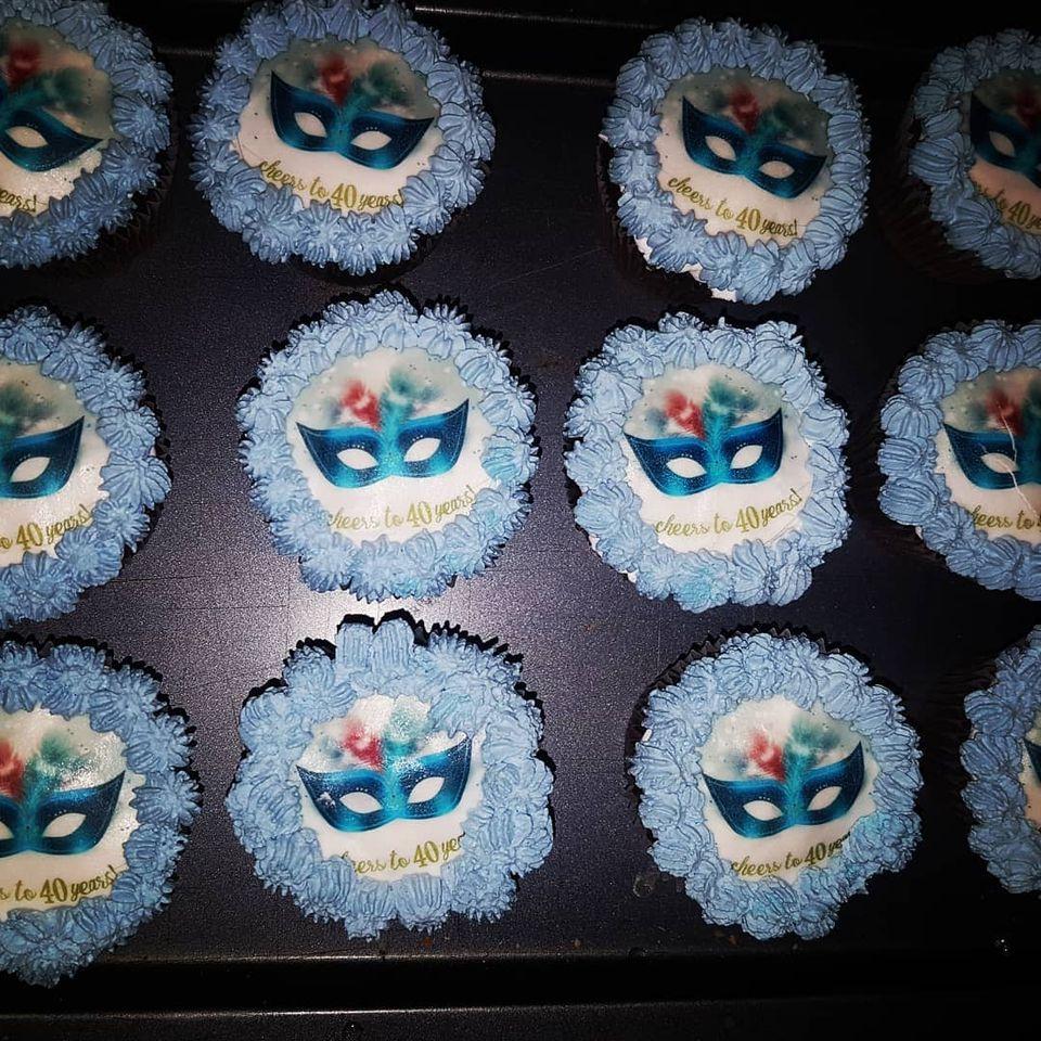 Muffins -mafini