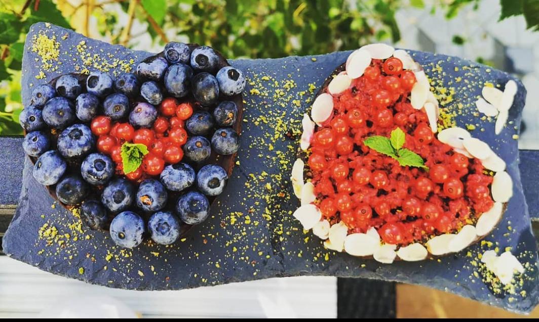 Raw cake – sirova torta